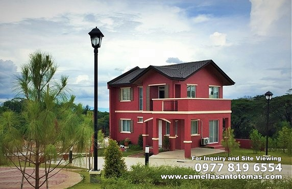 Camella Santo Tomas House and Lot for Sale in Santo Tomas Philippines