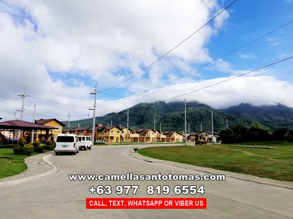 Camella Santo Tomas Amenities - House for Sale in Santo Tomas Philippines