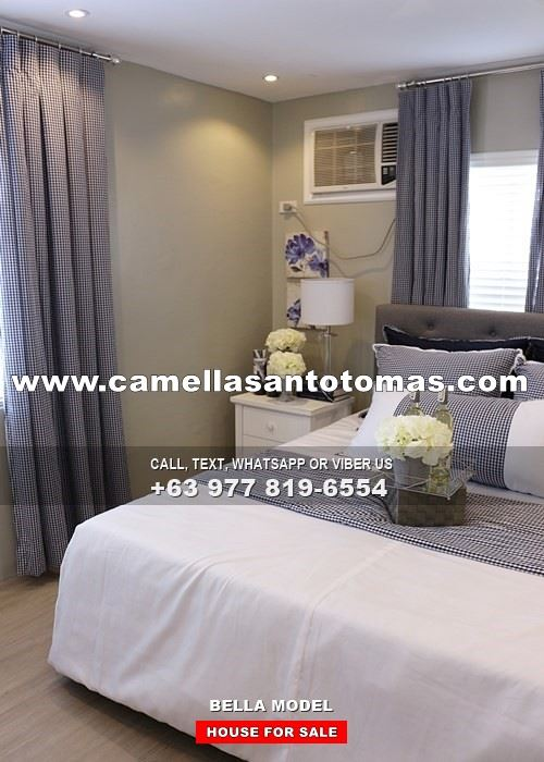 Bella House for Sale in Santo Tomas