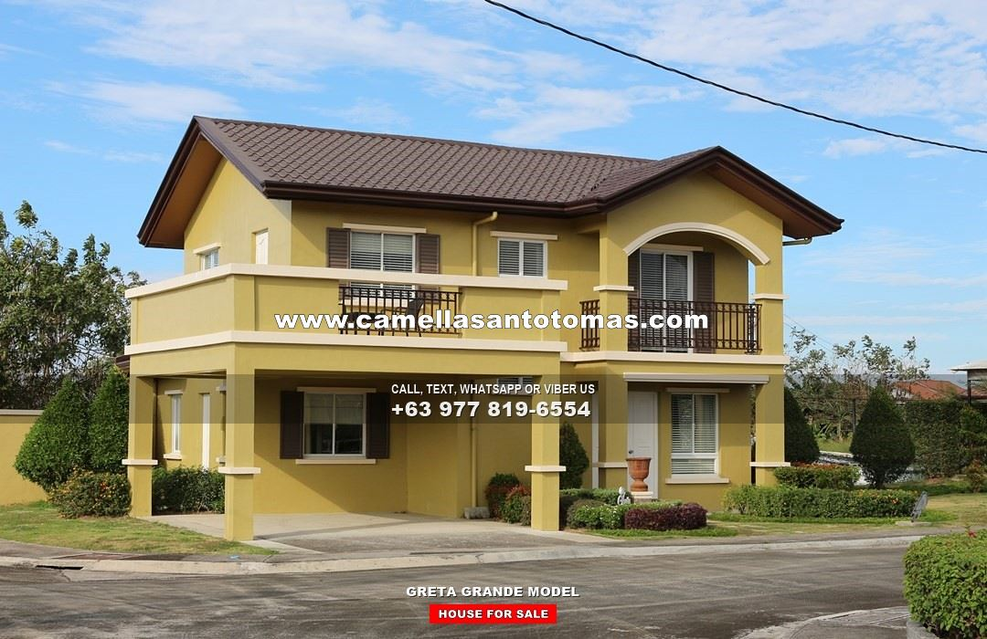 Greta House for Sale in Santo Tomas