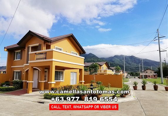 Camella Santo Tomas Location and Amenities
