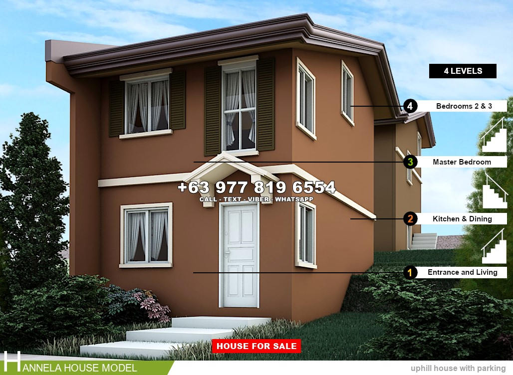 Hannela House for Sale in Santo Tomas
