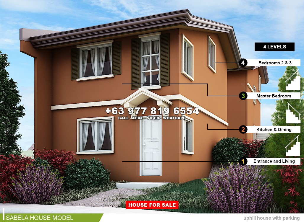 Isabela House for Sale in Santo Tomas