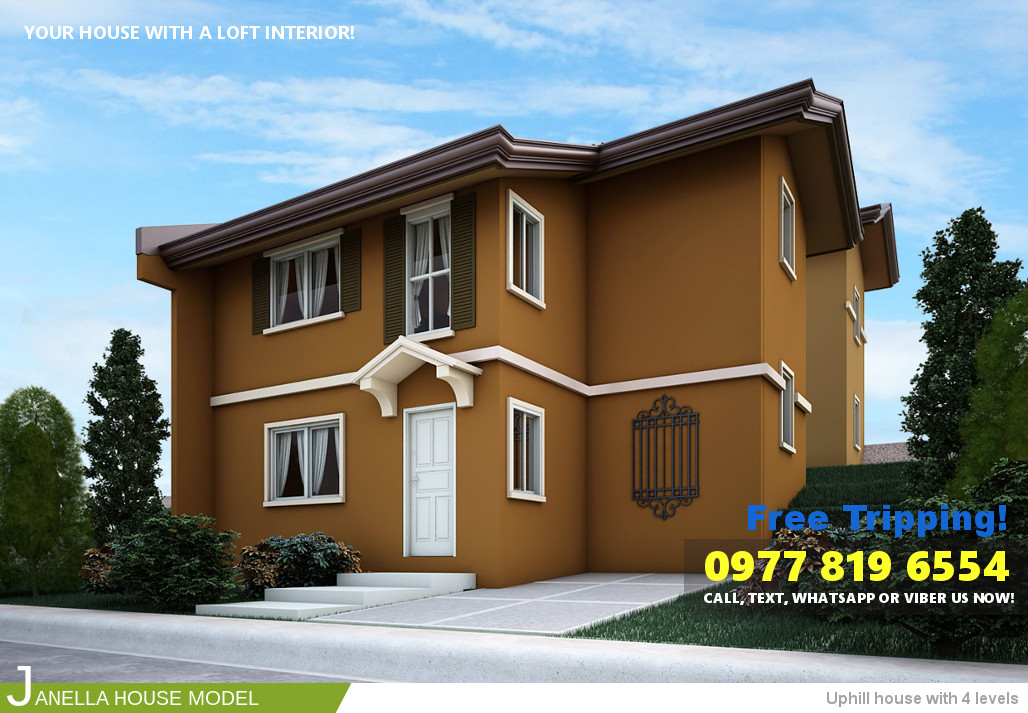 Janela House for Sale in Santo Tomas
