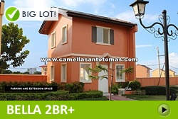 Bella House and Lot for Sale in Santo Tomas Philippines