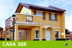 Cara House and Lot for Sale in Santo Tomas Philippines