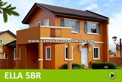 Ella House and Lot for Sale in Santo Tomas Philippines
