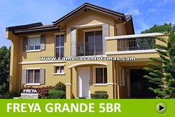 Freya House and Lot for Sale in Santo Tomas Philippines