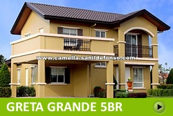 Greta House and Lot for Sale in Santo Tomas Philippines