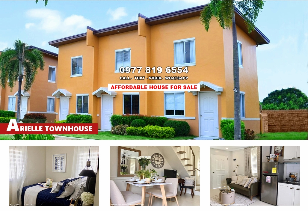 Arielle House for Sale in Santo Tomas