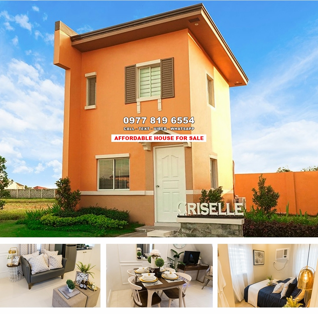 Criselle House for Sale in Santo Tomas