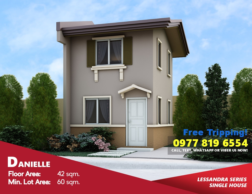 Danielle House for Sale in Santo Tomas