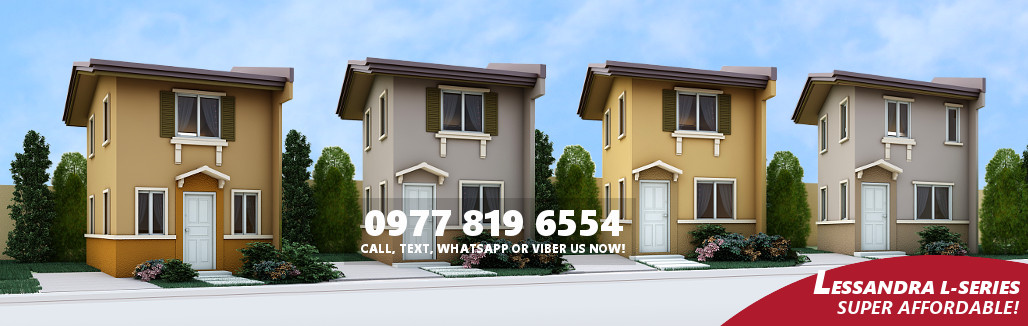 Lesandra L-Series Enclave - House for Sale in Santo Tomas, Batangas